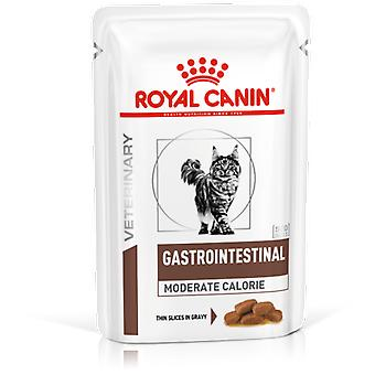 Royal Canin  Gastro Intestinal Moderate Calorie Feline (Cats , Cat Food , Wet Food)