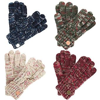 Regatta Womens/Ladies Frosty II Acrylic Winter Warm Walking Gloves