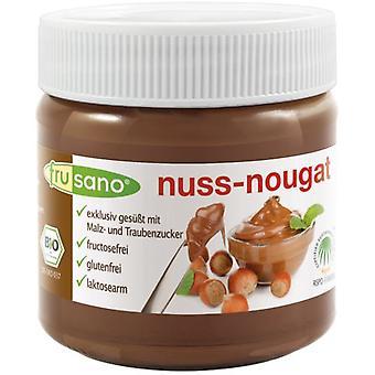 Frusano Kakao- und Haselnusscreme