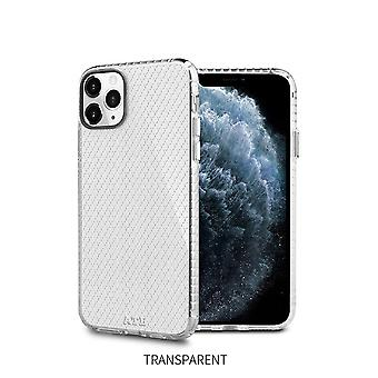 iPhone 11 Transparent Case - HoneyComb