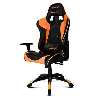 Gaming chair drift dr300bo 90-160º foam black orange