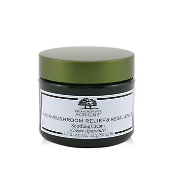 Origins Dr. Andrew Mega-mushroom Skin Relief & Resilience Soothing Cream - 50ml/1.7oz