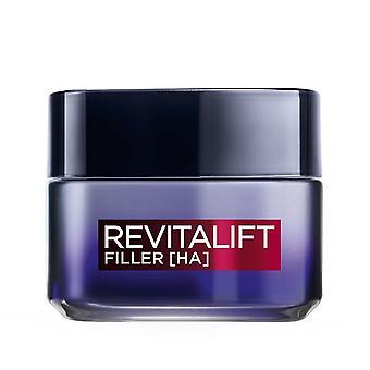 LOreal Paris Revitalift Filler [HA] Crème pour la peau de nuit 50ml