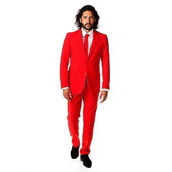 Costume Mr. Rouge endiablé homme Opposuits
