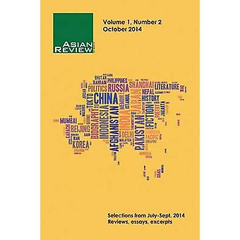 Asian Review of Books Volume 1 Number 2 October 2014 by Gordon & Peter