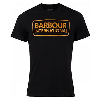 Barbour International Essential Large Logo Crew Neck T-Shirt