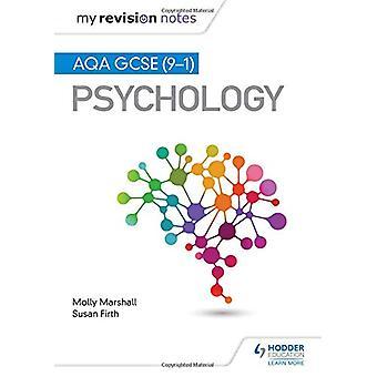 Min revisjon Notater - AQA GCSE (9-1) Psykologi av Molly Marshall - 9781