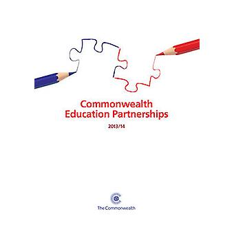 Commonwealth Education Partnerships by Andrew Robertson - Rupert Jone
