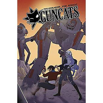 Guncats Volume 1 by Samantha Wallschlaeger - 9781632294197 Book
