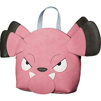 Pokemon Snubbull Head Mini Backpack