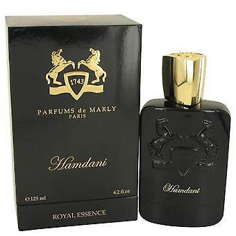 Hamdani Eau De Parfum Spray By Parfums De Marly 4.2 oz Eau De Parfum Spray