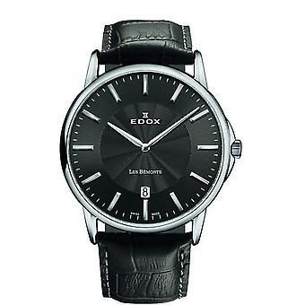 Edox Watches Les Bémonts Men's Watch Les Bémonts 56001 3 GIN