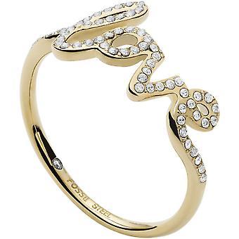 BAGUE Fossila smycken JF03345710-503 - MODE
