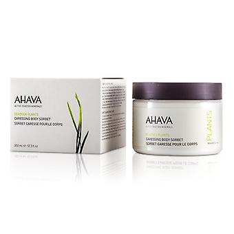 Ahava Deadsea Plants Caressing Body Sorbet 350ml/12.3oz