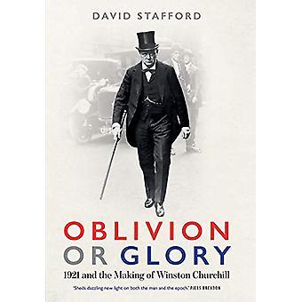 Glemselen eller herligheten - 1921 og Winston Churchills fremstilling av David