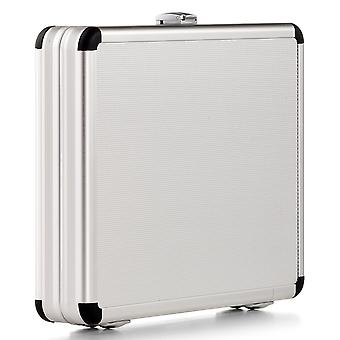 bwh koffer AZKE case zilver 32,5 cm