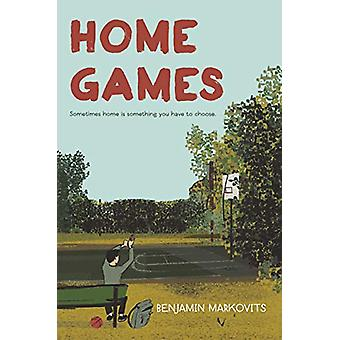 Home Games by Benjamin Markovits - 9780062742308 Book