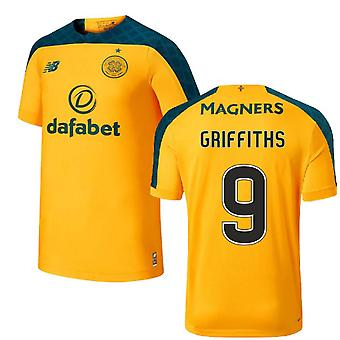 2019-2020 Celtic Away Camiseta de Fútbol (Griffiths 9)
