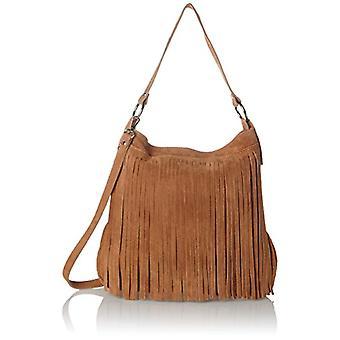 Bags4Less TIPI naisten ruskea olka laukku (ruskea (Braun Braun)) 20x35x38 cm (B x k x T)