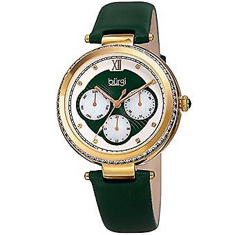 Burgi Clock Woman Ref. BUR182GN