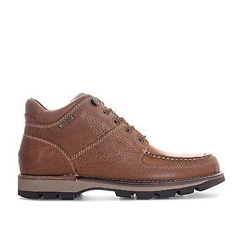 Botas Rockport Umbwe II Chukka para hombres en brown