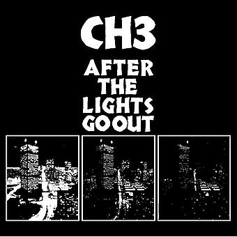 Channel Three - After the Lights Go Out [CD] USA import