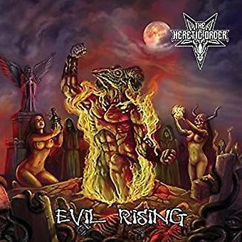 Heretic Order - Evil Rising [CD] USA import
