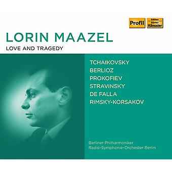Love & Tragedy [CD] USA import