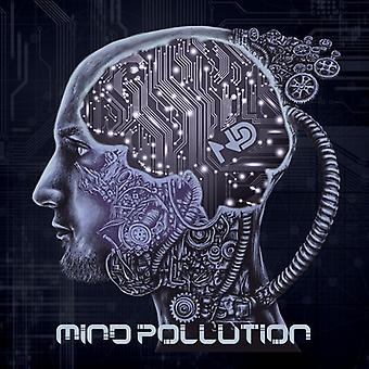 Mind Pollution [CD] USA import
