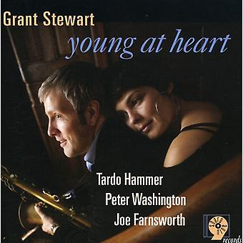 Grant Stewart - Young at Heart [CD] USA import
