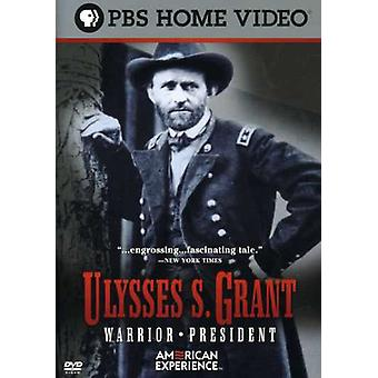 Ulysses S. Grant [DVD] USA import