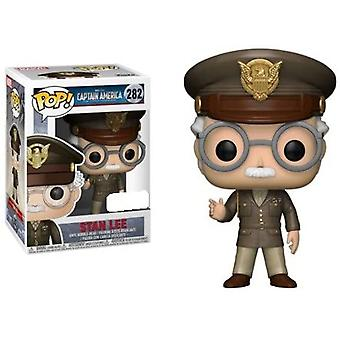 Stan Lee Cameo Captain America the First Avenger US Pop!