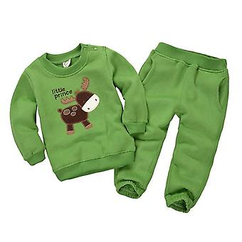 Baby Long Sleeve Top And Pants -Little Prince