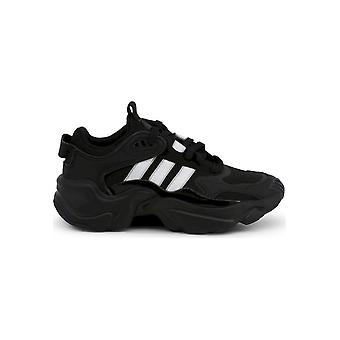 Adidas - Sapatos - Tênis - EE5141_MagmurRunner - Mulheres - preto,branco - Reino Unido 7.5
