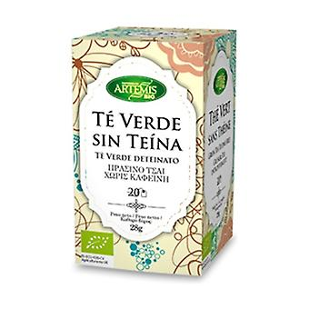 Green Tea Without Theine 20 units