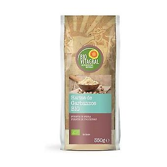 Biovitagral Organic Chickpea Flour 350 g of powder