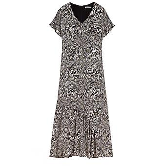 Sandwich Clothing Patterned Maxi Dress
