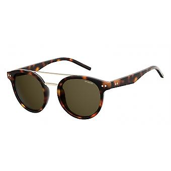 Sonnenbrille Damen  6031/SN9P/SP   havanna/grün