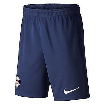 2020-2021 PSG Home Nike Fußball Shorts (Kinder)