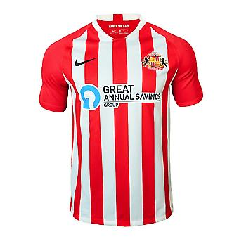2020-2021 Sunderland Nike Koti jalkapallopaita