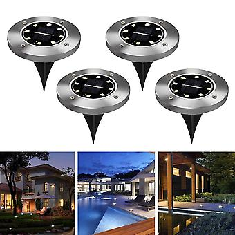 Solar Street Garden Light Outdoor Power Lamp Pathway Waterproof Lights For Patio Decoration