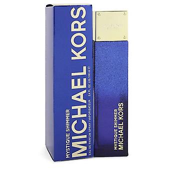 Mystique schimmern eau de parfum spray von michael kors 100 ml