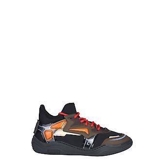 Lanvin Fmskdminneop1060 Män's Multicolor Nylon Sneakers