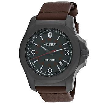 Victorynox Men's Victorinox Grey Dial Watch - 241779