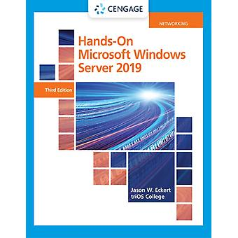 HandsOn Microsoft R Windows Server 2019 by Eckert & Jason triOS College