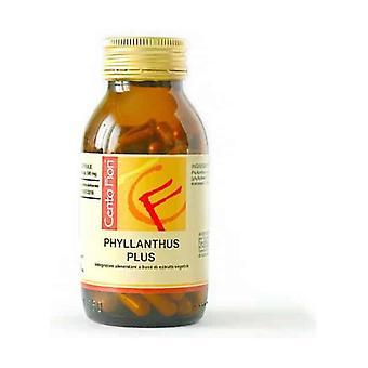 Phillantus Plus 100 vegetable capsules of 500mg