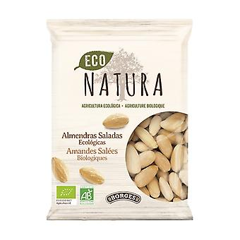 Ecological Salted Almonds 100 g