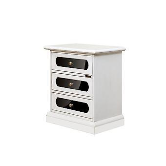 Table de chevet 3 tiroirs