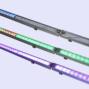 Waterproof Light Strip Rgb External Control Dc24v Line Lamp For Building