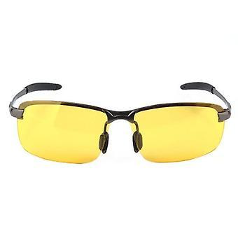 Night Vision Men Polarized Sunglasses